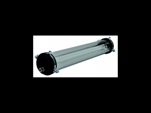 Lampa medi umede,Tunnel, IP68, L:970 mm,2x21W ,balast electronic