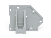 End plate; gray