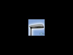 Corp de iluminat stradal, 01 1X24W fluo-compact, DELFIN 01, ELBA