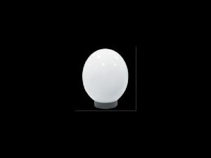 Corp de iluminat glob transparent 30CM+soclu