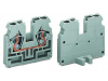 2-conductor end terminal block; suitable for ex i applications;