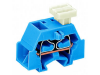 4-conductor terminal block; suitable for ex i applications; on one