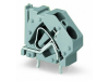 Stackable pcb terminal block; 6 mma²; pin spacing 10 mm; 1-pole;