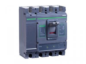 Intreruptoare automate in carcasa turnata DC Ex9MD4H TM DC630 4P4T
