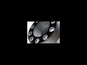 Spot iluminare steag stalp 45W diametru 145mm