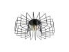 Lampa tavan tremedal negru 220-240v,50/60hz
