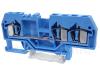 Clema sir industriala de nul,cu arc, pe sina, albastru TSKC4/3-K 800V 32A 0.08-4 mm2 3P