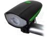 Lanterna LED pentru bicicleta cu acumulator BLCA3W 3W, 6000K, 1200mAh Li-Ion, 250lm, IP64