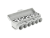 SLT50-6 ye\/gr Al 10-50\/Cu 2.5-35 mm2 1000V Distribution block