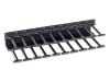 Organizator vertical de cabluri,800mm,2r,ds/dsz/dsi/dss 45u