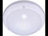 Plafoniera cu led si senzor cu microunde 17w dome, vt-8001 c 4500k
