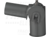 Adaptor de stalp pentru corp de iluminat stradal, reglabil LSJAA906060 64/57mm, LSJA80-180W