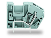 Stackable pcb terminal block; with commoning option; 2.5 mma²;
