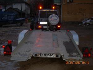 Transport materiale de constructi