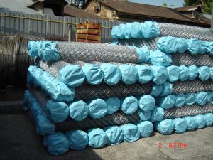 Plasa de sarma impletita zincata