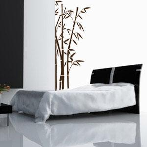 Autocolant (sticker) decorativ bambus 4