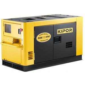 Generator Kipor Super Silent KDE 12 STA3