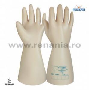 Manusi electroizolante clasa 1