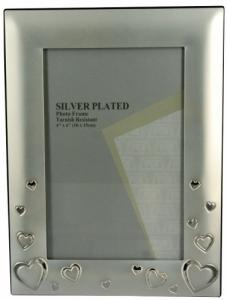 Rama placata cu argint 10x15 328ASS 123-4R