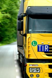 Transport marfa Romania Serbia