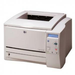 Imprimanta hp laser jet second