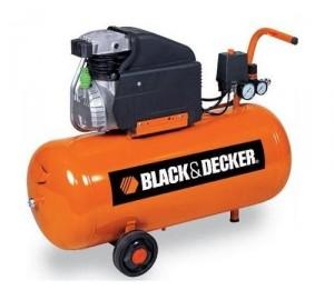 COMPRESOR DE AER 50L CP5050N BLACK&DECKER