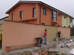 Turnat beton in fundatii