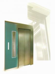 MODERNIZARE vechilor ascensoare cu usi batante de palier