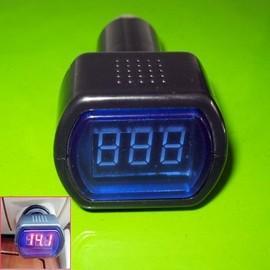 Indicator tensiune baterie auto