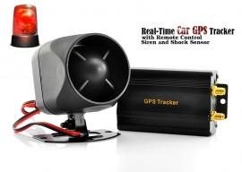 G342 Sistem de alarma cu 2SIM / GPRS / GPS / GSM tracker in timp real