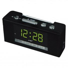 Radio cu ceas afisaj LED VST-740