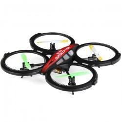 Drona, Mini Quadcopter R/C, Tehnologie 2.4GHz Gyro, 6 Axe, 4 Led-uri / 136