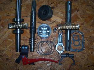 Piese de schimb pentru motosapatoare si motoare Honda , Briggs & Stratton , Tecumseh, etc.