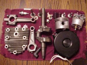 Piese de schimb pentru motoare