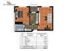 Apartament 2 camere Tip B3