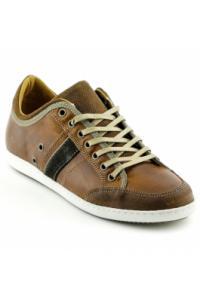 Pantofi sport Otter maro, din piele naturala