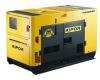 Generator de curent monofazat diesel insonorizat cu automatizare