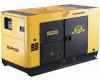 Generator de curent monofazat diesel insonorizat
