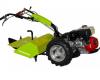 G85 motocultor pe benzina grillo cu motor honda gx200