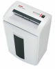 Distrugator documente hsm 104.3 - 17-19 coli - fasie (5,8 mm) - nivel
