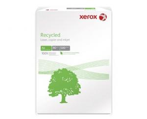 HARTIE XEROX RECYCLED A4, 80 g/mp