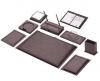 Set birou 10 piese din piele lux 920/m/n