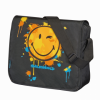 GEANTA DE UMAR BE.BAG SMILEY WORLD EDITIE BLACK