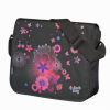 GEANTA DE UMAR MESSENGER BE.BAG PINK BUTTERFLIES