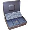 Caseta (cutie) metalica pentru bani, 300 x 240 x 90 mm, cu tavita