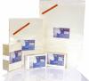 Folie pentru laminare 54 x 86 mm, 125 microni 100buc/top OPUS