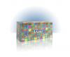 Servetele Pop-Up la cutie PUFF, 21x21 cm, 2 straturi, 150 buc/cutie