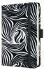 Caiet lux cu elastic, coperti rigide, a6(95 x 140mm),