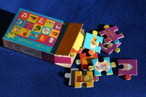 Puzzle promotional