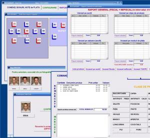 Software pentru gestiune restaurant